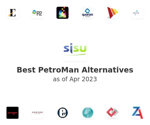 Best PetroMan Alternatives