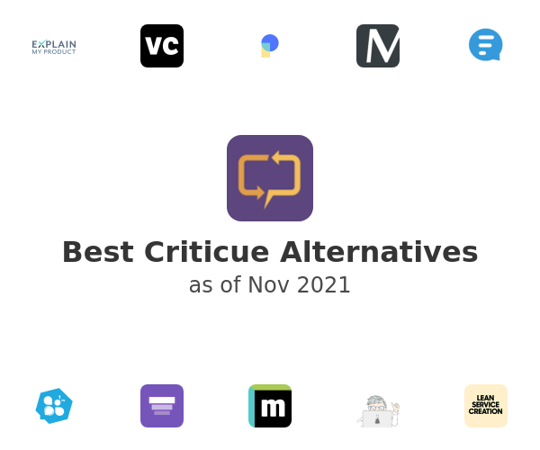 Best Criticue Alternatives