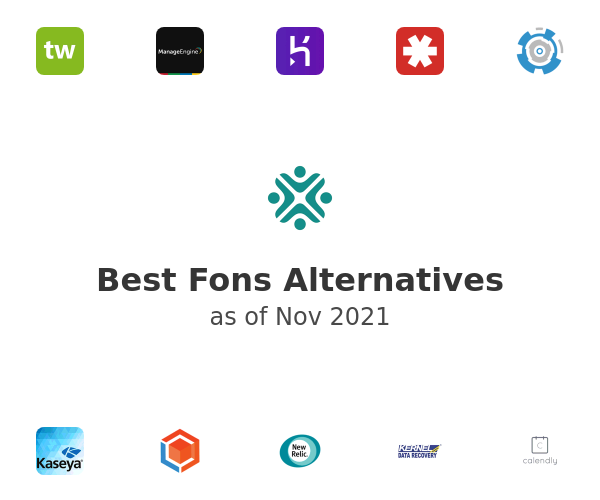 Best Fons Alternatives