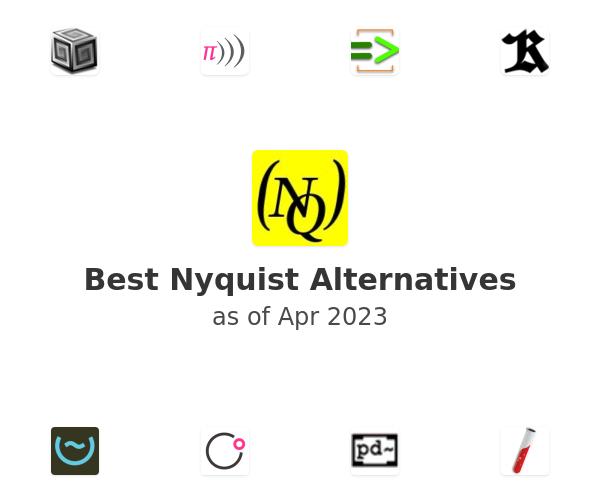 Best Nyquist Alternatives