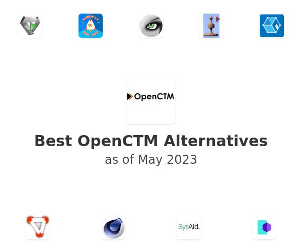 Best OpenCTM Alternatives