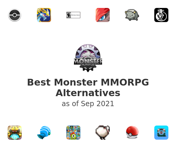 Best Monster MMORPG Alternatives