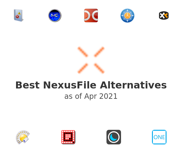 Best NexusFile Alternatives