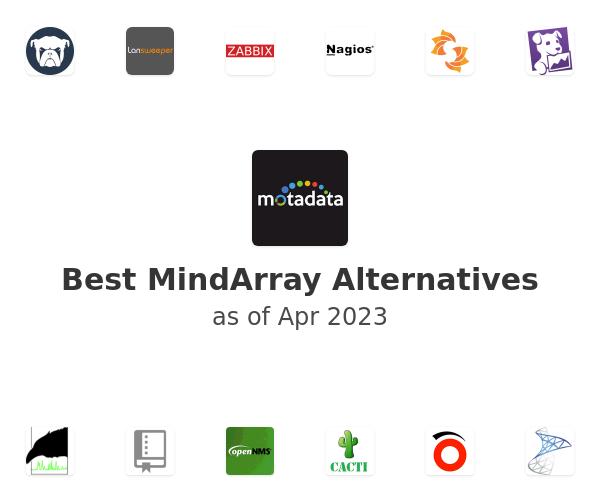 Best MindArray Alternatives