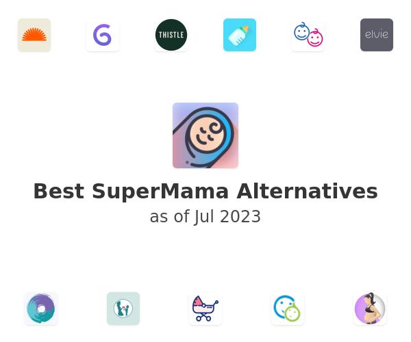 Best SuperMama Alternatives