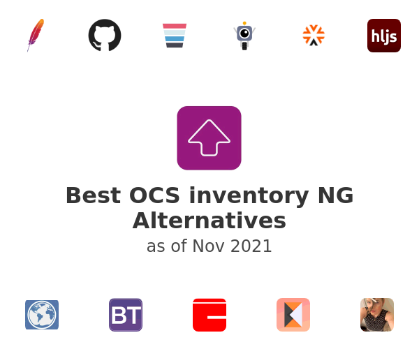 Best OCS inventory NG Alternatives