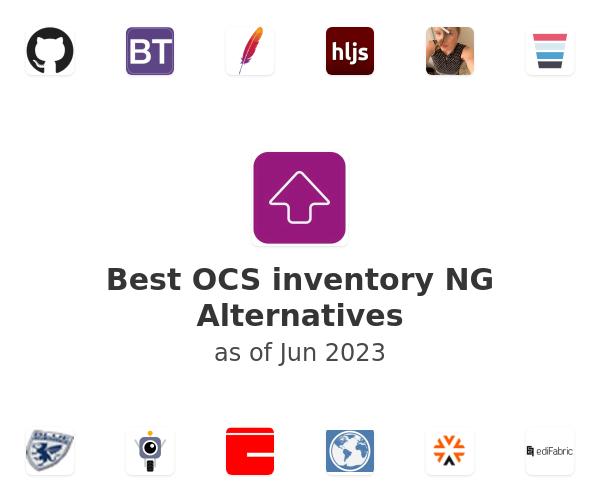 Best OCS inventory NG Alternatives