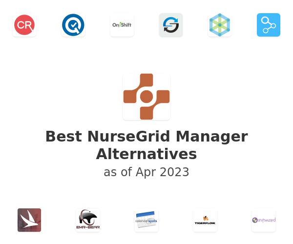 Best NurseGrid Manager Alternatives