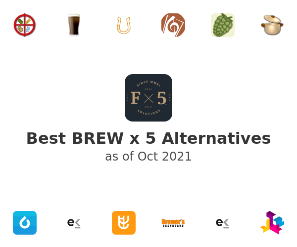 Best BREW x 5 Alternatives