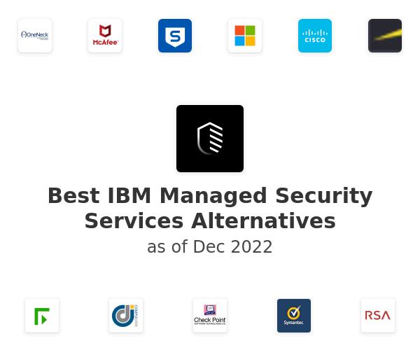 Best IBM Managed Security Services Alternatives