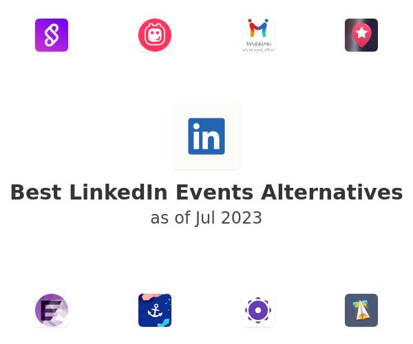 Best LinkedIn Events Alternatives