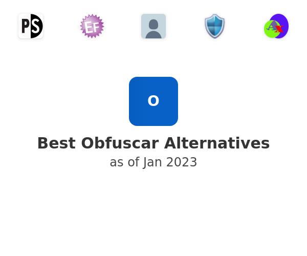 Best Obfuscar Alternatives