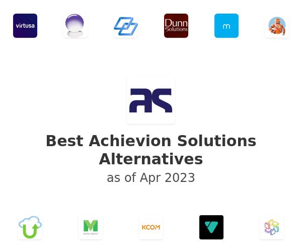 Best Achievion Solutions Alternatives