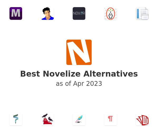 Best Novelize Alternatives