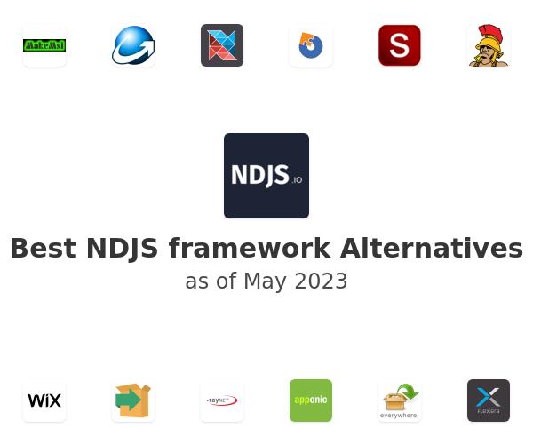 Best NDJS framework Alternatives