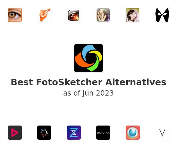 Best FotoSketcher Alternatives