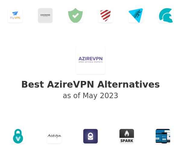 Best AzireVPN Alternatives