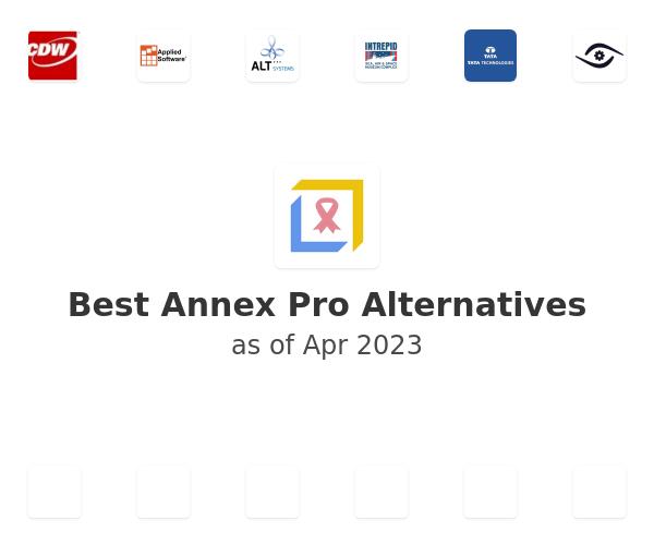 Best Annex Pro Alternatives