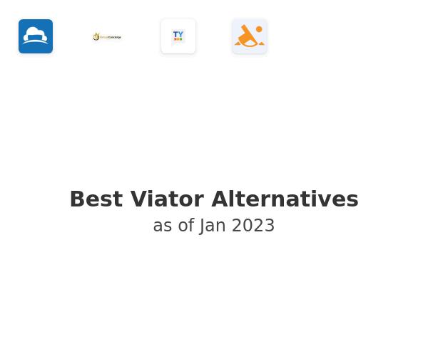 Best Viator Alternatives