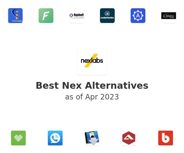 Best Nex Alternatives