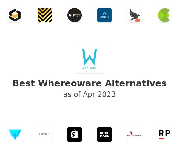 Best Whereoware Alternatives