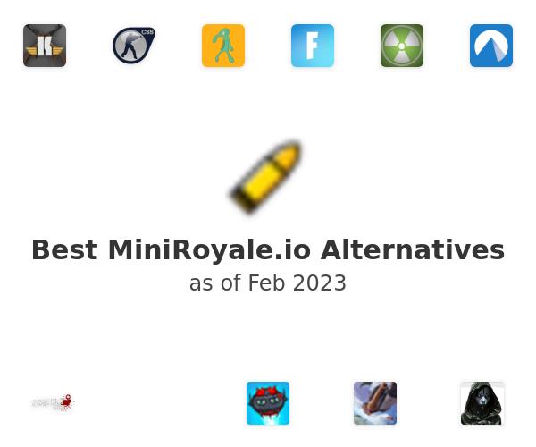 The 13 Best MiniRoyale. Io Alternatives (2020