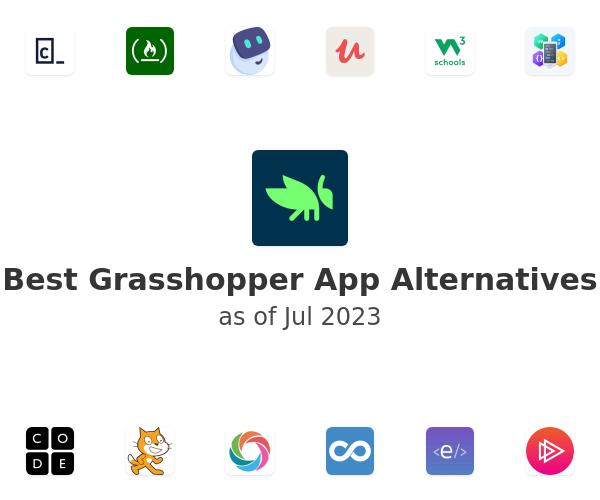 Best Grasshopper App Alternatives