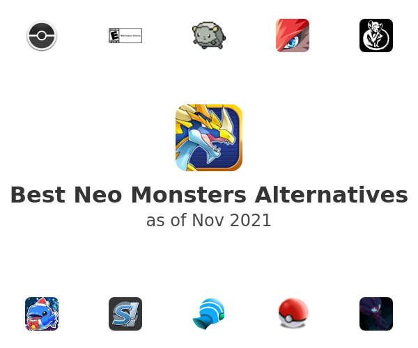 Best Neo Monsters Alternatives