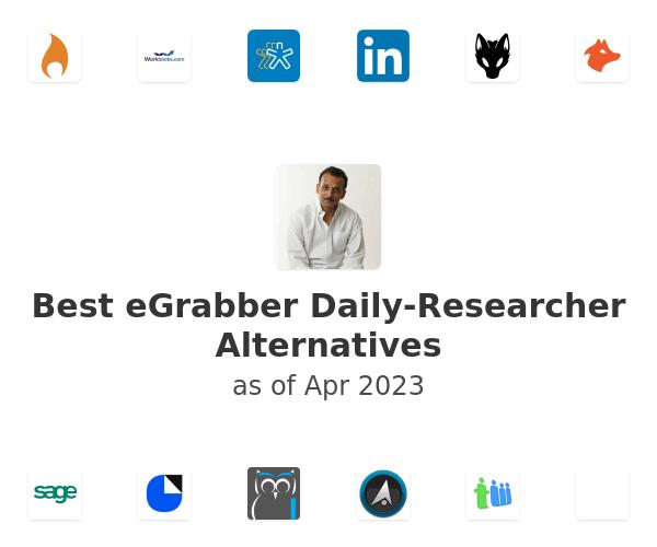 Best eGrabber Daily-Researcher Alternatives