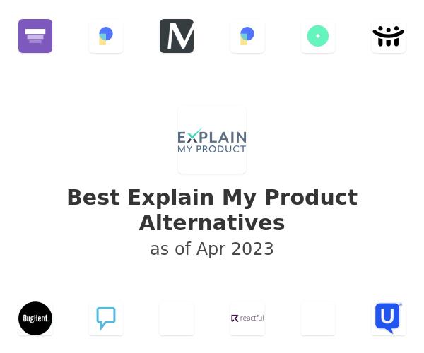 Best Explain My Product Alternatives