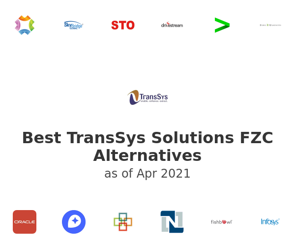 Best TransSys Solutions FZC Alternatives