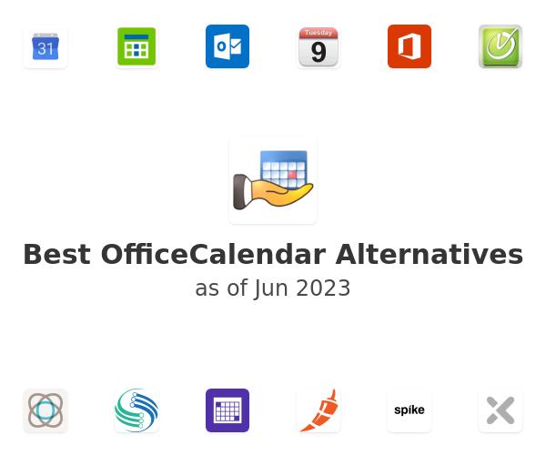 Best OfficeCalendar Alternatives
