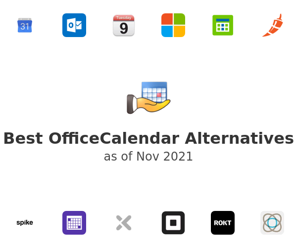Best OfficeCalendar Alternatives