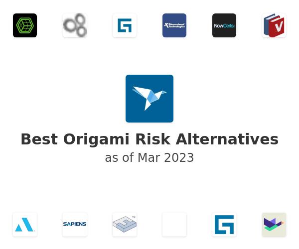 Best Origami Risk Alternatives