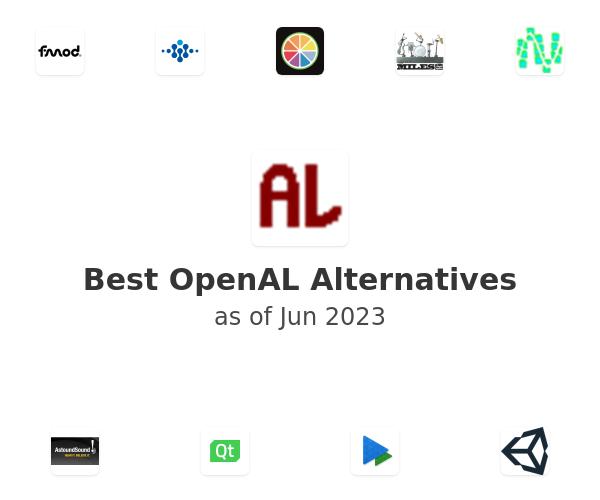 Best OpenAL Alternatives
