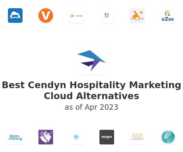 Best Cendyn Hospitality Marketing Cloud Alternatives