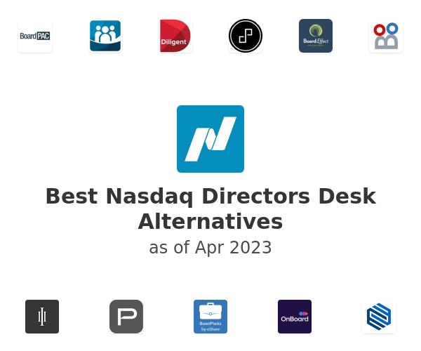 Best Nasdaq Directors Desk Alternatives