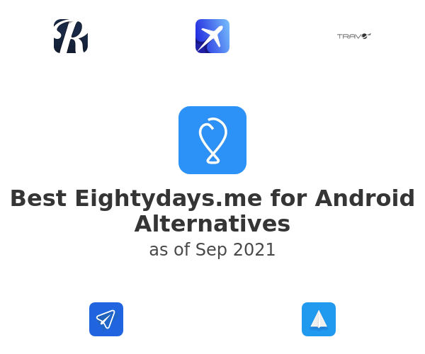 Best Eightydays.me for Android Alternatives