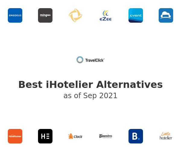 Best iHotelier Alternatives