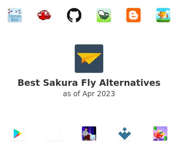 Best Sakura Fly Alternatives