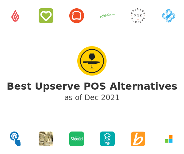 Best Upserve POS Alternatives