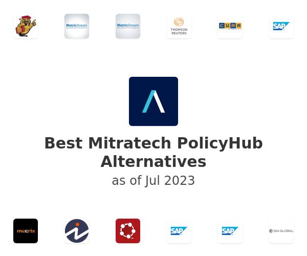 Best Mitratech PolicyHub Alternatives