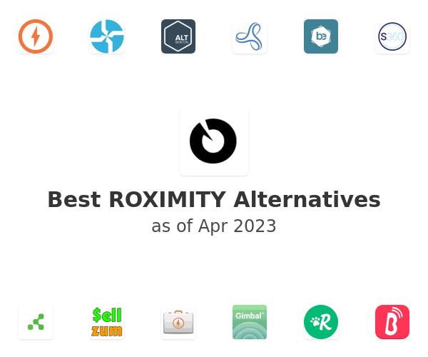 Best ROXIMITY Alternatives