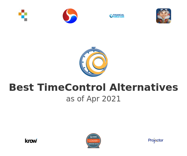 Best TimeControl Alternatives