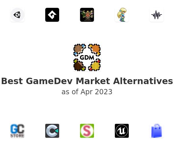 Best GameDev Market Alternatives