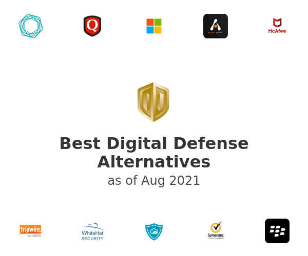 Best Digital Defense Alternatives