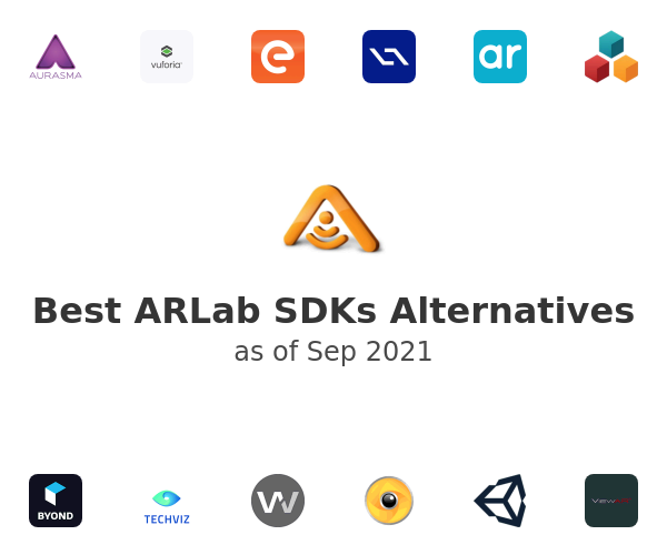 Best ARLab SDKs Alternatives