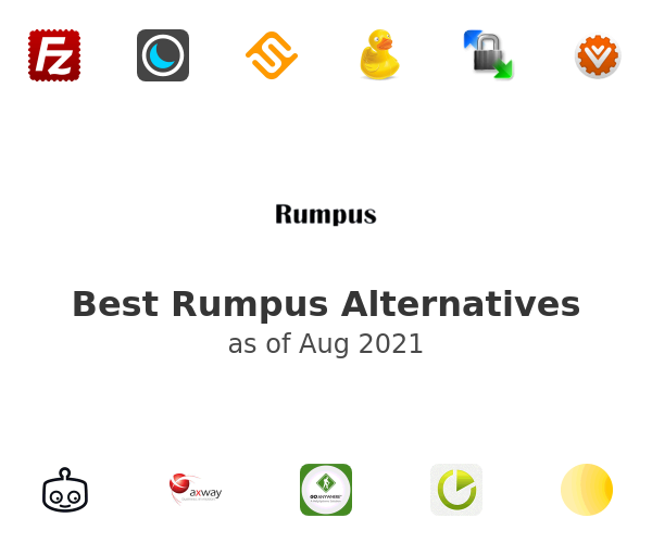 Best Rumpus Alternatives