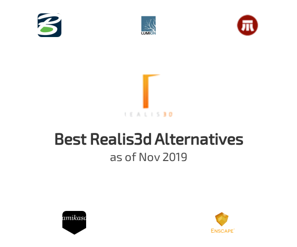Best Realis3d Alternatives