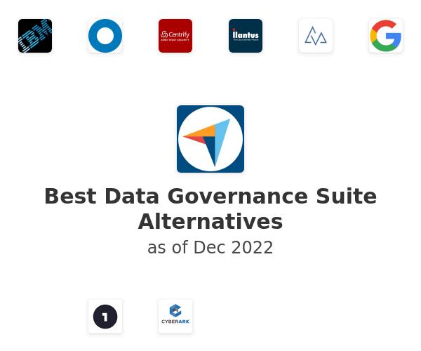 Best Data Governance Suite Alternatives